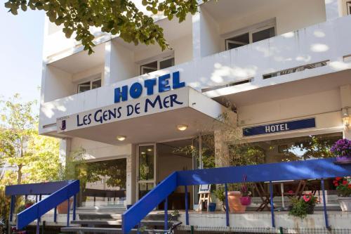 Hôtel Les Gens de Mer La Rochelle by Popinns** - Hôtel - La Rochelle