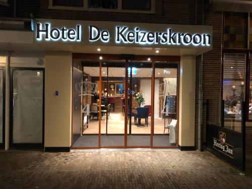 Hotel-overnachting met je hond in Hotel de Keizerskroon Hoorn - Hoorn