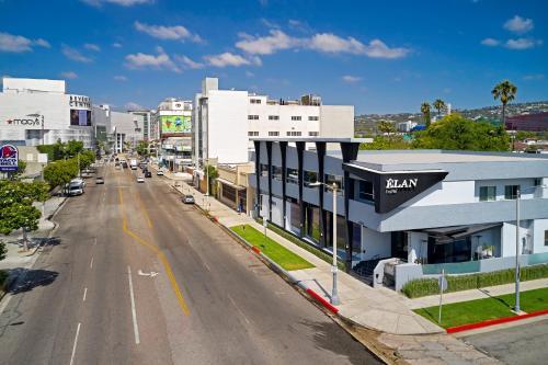 Elan Hotel - Los Angeles, CA CA 90048