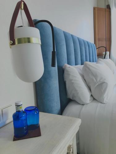 Habitación Superior con cama extragrande Hotel Abaco Altea 13