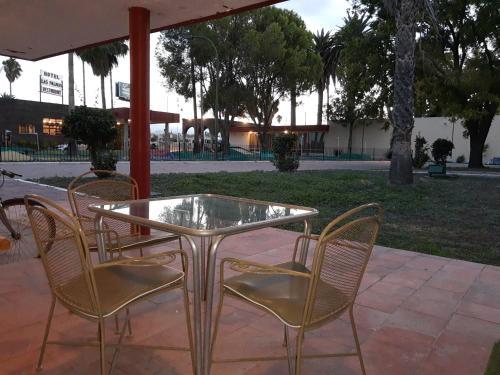 Las Palmas Midway Inn, Matehuala