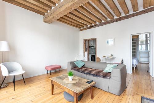 GuestReady - Bright 1-Bedroom Flat 2min from Saint-Paul Metro - Location saisonnière - Paris