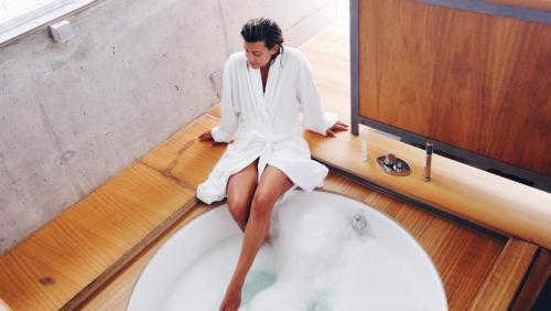 Suite con acceso al spa Hotel Spa Vilavella 4