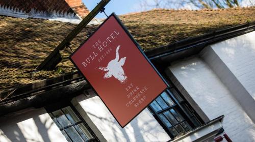 . The Bull Hotel Maidstone/Sevenoaks
