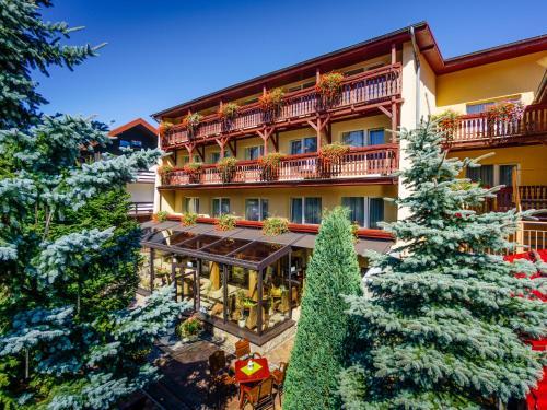 Hotel Pod Szrenicą - Accommodation - Szklarska Poreba