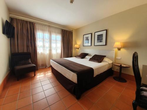 Habitación (1 o 2 adultos) - 1 o 2 camas Hotel San Antonio el Real 25