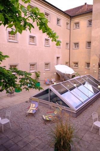 Barabas Luzern, Pension in Luzern