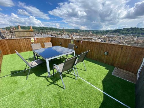 The Bath Roof Terrace Apartment
