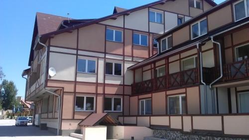 . Apartmány Slavkov