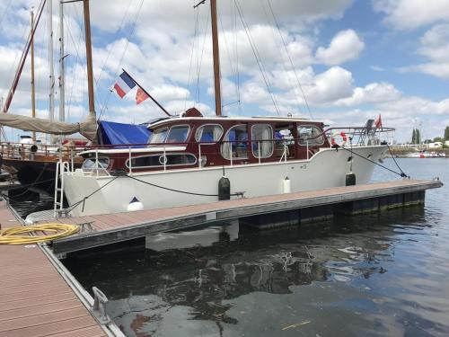 Yacht Sequana Deauville - Hôtel - Deauville
