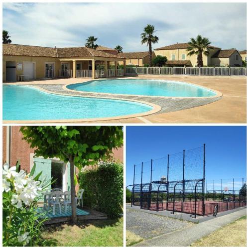 Maisonette residence les Berges du Canal - Village et club de vacances - Béziers