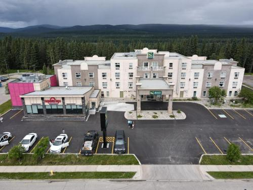 Quality Inn&Suites Hinton - Hotel