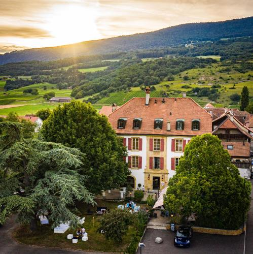 . Hotel Bellevue-Onnens