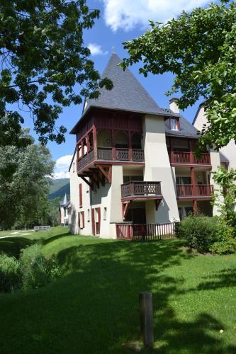 Vacancéole - Les Jardins de Balnéa - Accommodation - Valle du Louron / Loudenvielle
