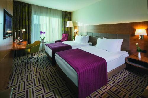 Ankara Movenpick Hotel Ankara ulaşım