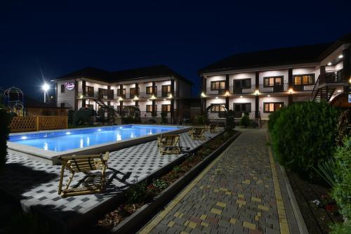 . Hotel complex Valencia