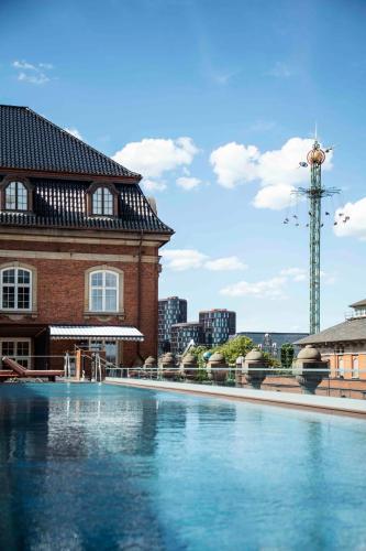 Villa Copenhagen, Pension in Kopenhagen