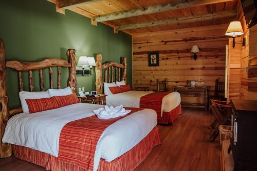 The Lodge At Creel Eco - Hotel