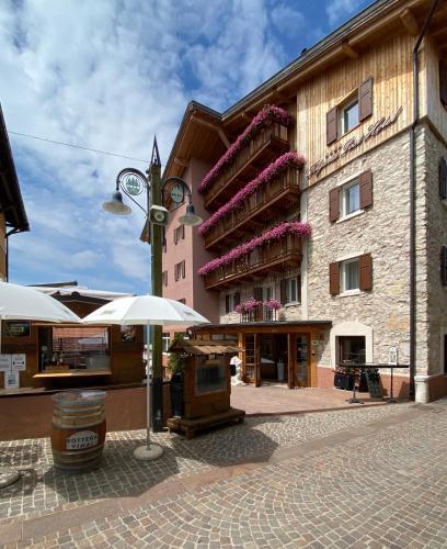 Accommodation in Paroldo