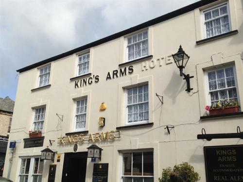 King's Arms, Lostwithiel, Cornwall
