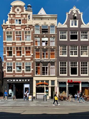 Damrak Inn, Pension in Amsterdam