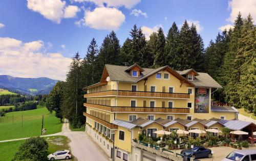 . Boutique-Hotel LiebesNesterl Bergwirt
