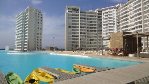 Resort Urbano Laguna del Mar