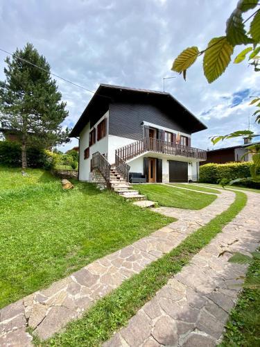 Casa Gastagh - Intera casa con giardino privato - Hotel - Gallio