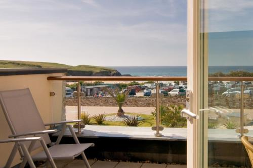 Beachside Luxury Apartment, Harlyn Bay, Cornwall
