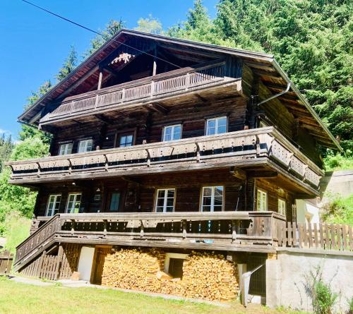 Villgratenhaus - Chalet - Außervillgraten