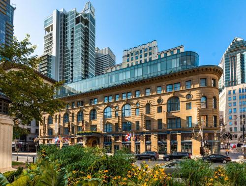 . Hôtel Birks Montréal