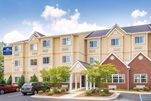 . Microtel Inn and Suites Montgomery