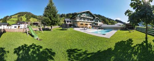 Appartements Tannenhof - Accommodation - Wagrain