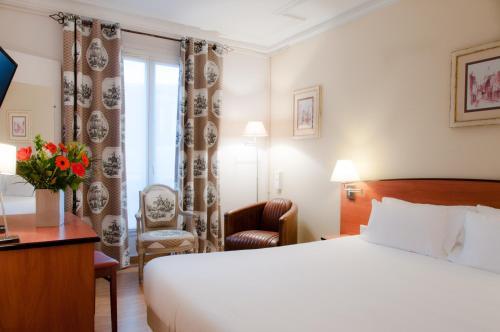 Hotel Eden Montmartre - Hôtel - Paris
