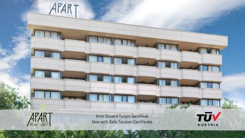 Apart Hotel Best - Accommodation - Ankara