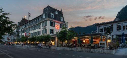 . Hotel Krebs Interlaken