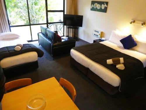 ASURE Brookvale Motel - Wanaka