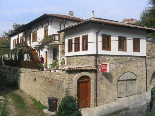 Hotel-overnachting met je hond in Hostel Mostel - Veliko Tarnovo