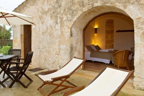 Habitación Doble con terraza - 1 o 2 camas Alcaufar Vell Hotel Rural & Restaurant 23