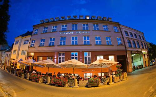 . Grand Hotel Trenčin
