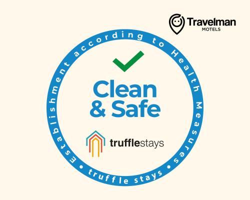 . TruffleStays - Travelman Motels, MG Road, Vijayawada