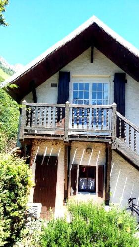 Maison La cavalière chambres d hôtes - Accommodation - Accous