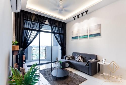 Ipoh Oasis Premium Suites by Verve (8 Pax), Kinta