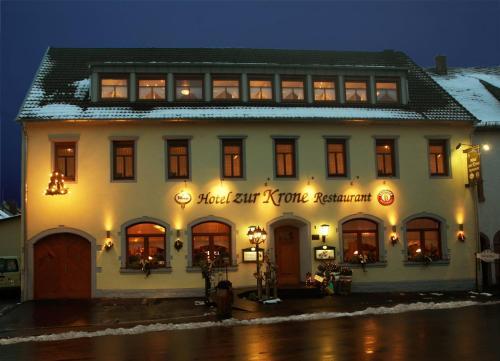 . Hotel zur Krone