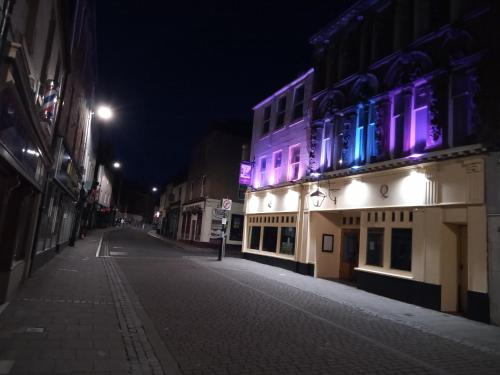 The Queensberry Hotel And Bar
