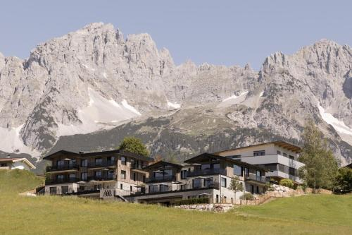 GOING TRIPLE A apartments EAST - Accommodation - Going am Wilden Kaiser
