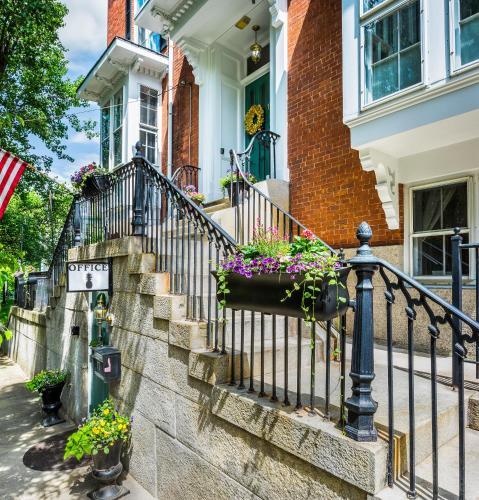 Christopher Dodge House - Accommodation - Providence