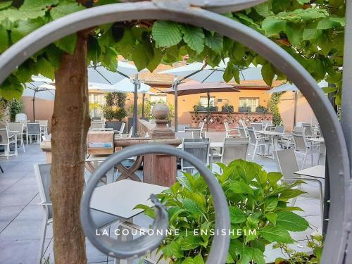 . Hotel Restaurant La Couronne