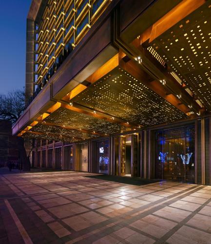 5-15 Jinyu Hutong, Dongcheng District, Beijing, China.