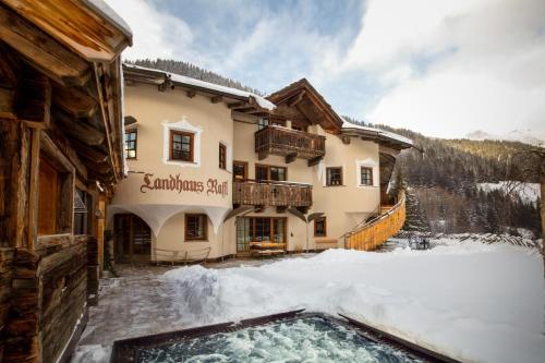 Raffl´s Landhaus St. Anton am Arlberg